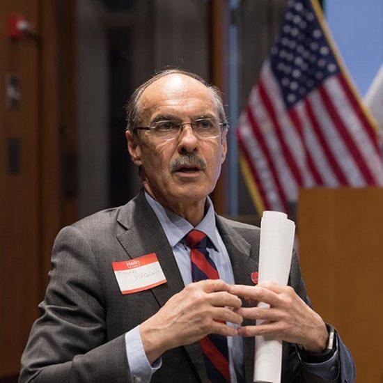 Michael A. Pagano, Director of GFRC